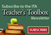 Subscribe to ITA Teacher's Toolbox